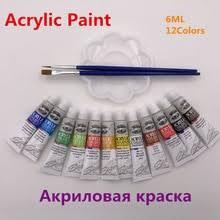 <b>Профессиональный</b> набор акриловых красок s, <b>набор кистей</b> и ...