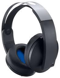 Компьютерная <b>гарнитура Sony Platinum Wireless</b> Headset ...