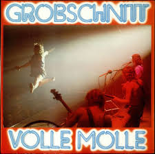 <b>Grobschnitt Volle</b> Molle German vinyl LP album (LP record) (539413)