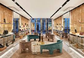 Esterni Casa Dei Designer : Interni di lusso il negozio casadei a londra elle decor italia