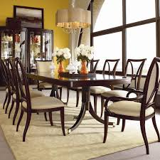 Thomasville Dining Room Chairs Dining Sets Nine D39urso And Pedestal Tables On Pinterest