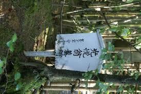 「光悦の墓」の画像検索結果