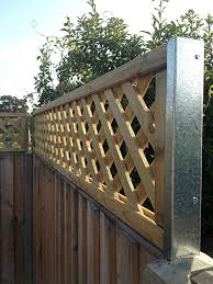 Postfix <b>Trellis Fence</b> Height Extension Arms VALUE PACK of <b>5</b> ...