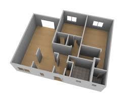 Create A D Floor Plan Model From An Architectural Schematic In    Create A D Floor Plan Model From An Architectural Schematic In Blender
