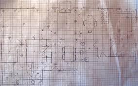 Rough Draft of House Plan  Critique Please