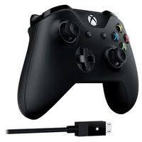 Купить <b>Геймпад</b> Microsoft Xbox One <b>Controller</b> + USB кабель для ...