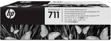 HP <b>комплект</b> для <b>замены печатающей</b> головки 711 Printhead ...