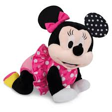 Clementoni <b>Disney Baby Minnie</b> Crawl with me - Smyths Toys UK