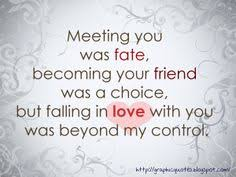 Love Fate Quotes on Pinterest | Fate Quotes, Destiny Quotes and ... via Relatably.com