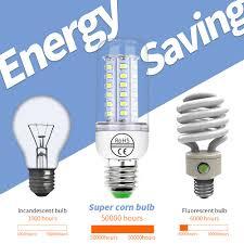 220V Bombillas Led <b>E27</b> Corn Light Bulb 5730 SMD <b>Ampoule Led</b> ...