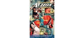 Купить <b>книгу</b> «<b>Супермен</b>. Action Comics. <b>Книга</b> 3. Конец времен ...