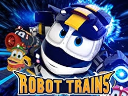 robot trains toys - Amazon.com