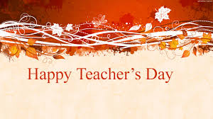 write a short essay on teacher s day