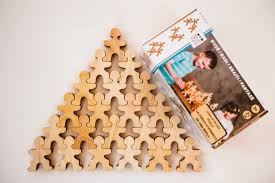 "Wooden developing toy – puzzle ""Alfred Strongman ... - solidwoodgifts"