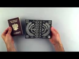 Обзор <b>обложки на паспорт</b> - <b>New</b> Trip - YouTube