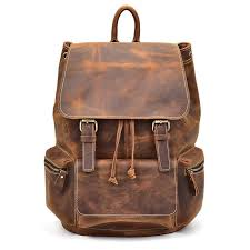 The Hagen <b>Backpack</b> | <b>Vintage</b> Leather <b>Backpack</b>