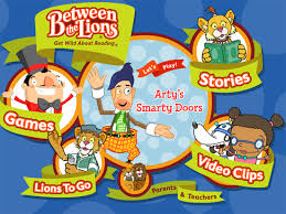 Image result for between the lions