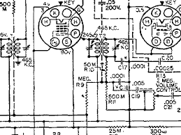 silvertone 4764 ch\u003d 101 480 radio sears, roebuck & co on silvertone radio wiring diagrams