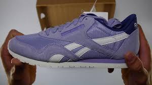 Обзор оригинальных <b>кроссовок Reebok Classic Nylon</b> - YouTube