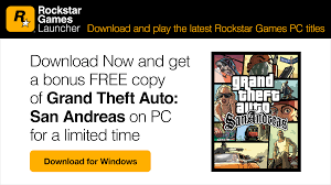 Download The Rockstar Games Launcher