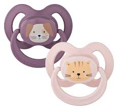 Soother Set size 2 <b>Cat & Dog</b>