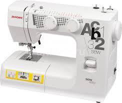 <b>Швейная машина JANOME sew</b> easy белый, отзывы владельцев ...