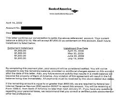 settlement offer letter samples debt settlement letters and sample letters on debt and sample settlement acceptance sample settlement letter