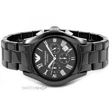 men s emporio armani ceramic chronograph watch ar1400 watch preview mens emporio armani ceramic chronograph watch ar1400
