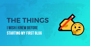 45 Things I Wish I Knew Before Starting a <b>Blog</b> That Gets 400,000 ...