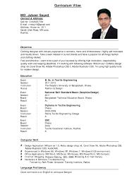 resume templates best job format examples regarding  81 captivating best resume formats templates