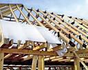 Как сделать крышу в доме своими руками