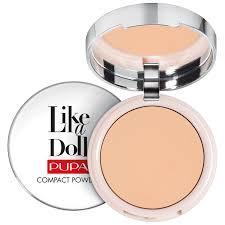 <b>PUPA Like A Doll</b> Nude Skin Compact Powder (Various Shades ...