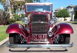 Hemmings Find of the Day – 1932 Ford Model B Sport C ...