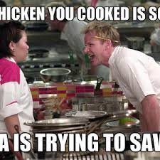 Raw Chicken by boom - Meme Center via Relatably.com