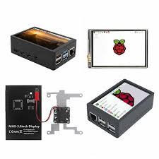RPi4 <b>New 3.5 inch</b> 125MHz SPI <b>TFT</b> LCD Display Touch Screen + ...