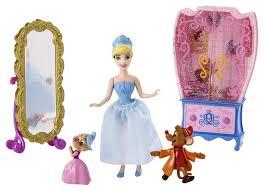 <b>Кукла</b> Mattel Disney Princess Золушка, <b>Бэлль в</b> наборе с ...