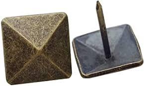 Button - Nails / Fasteners: Industrial & Scientific - Amazon.com