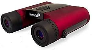 <b>Levenhuk Rainbow</b> 8x25 <b>Red Berry</b> Binoculars for Traveling, Hiking ...