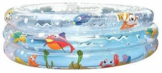 Детский <b>бассейн Jilong Ocean</b> Fun 3-ring JL01726... — купить по ...