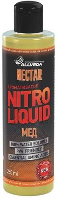 "<b>Ароматизатор</b> жидкий <b>Allvega</b> ""<b>Nitro Liquid</b>. Nectar"", 250 мл ..."