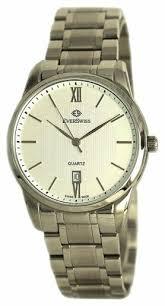 Наручные <b>часы EverSwiss 9741</b>-<b>GSS</b> — купить по выгодной цене ...