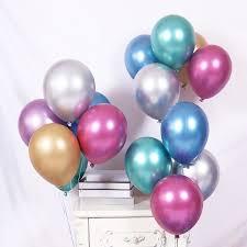 <b>10pcs 12inch Metallic Latex</b> Balloons Wedding Party Decoration ...