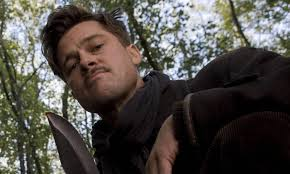 inglorious basterds review keeping it reel ingloriousbasterdspitt