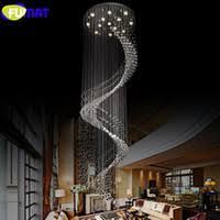 Wholesale <b>Spiral</b> Crystal Hanging Chandelier for Resale - Group ...