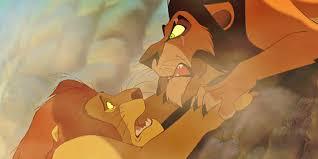 Image result for Scar kills Mufasa