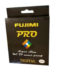 <b>Светофильтр Fujimi</b> Super slim <b>MC</b>-UV WP PRO 82мм — купить в ...