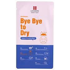 <b>Daily Wonders</b>, <b>Bye to</b> Dry, Intense Hydrating Mask, 1 Sheet, .84 fl oz