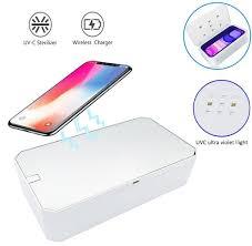<b>Multifunction Mobile Phone</b> Wireless Charging Sterilization Box ...
