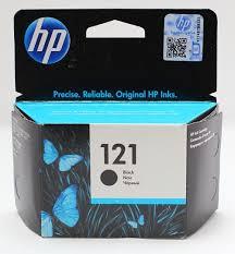 <b>Картридж</b> струйный <b>HP</b> №121 цветной черный (сдвоенная ...