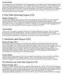 Sample Business Report Template  Formal Business Report Sample